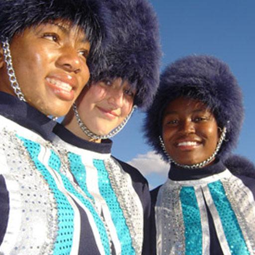 Drum Majorettes